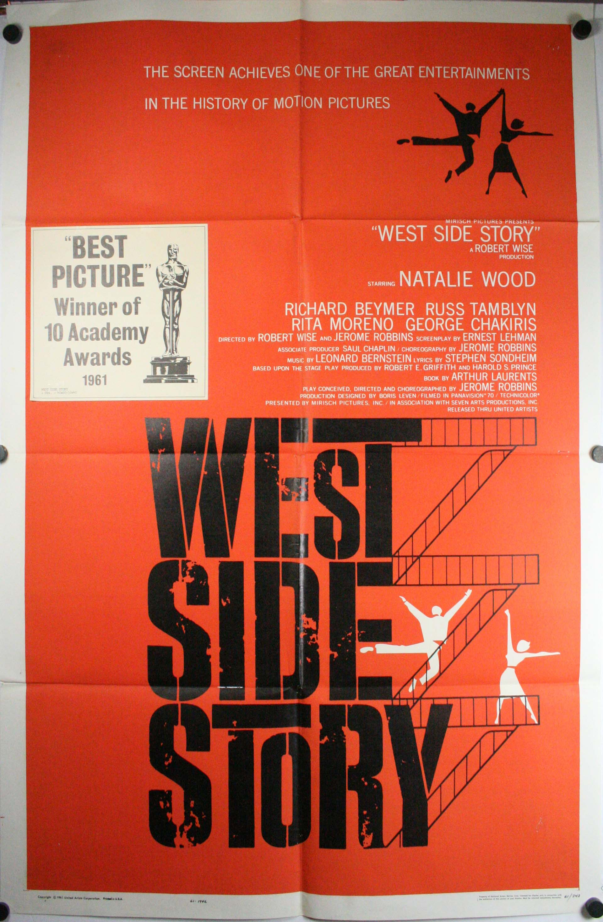 West Side Story 2998