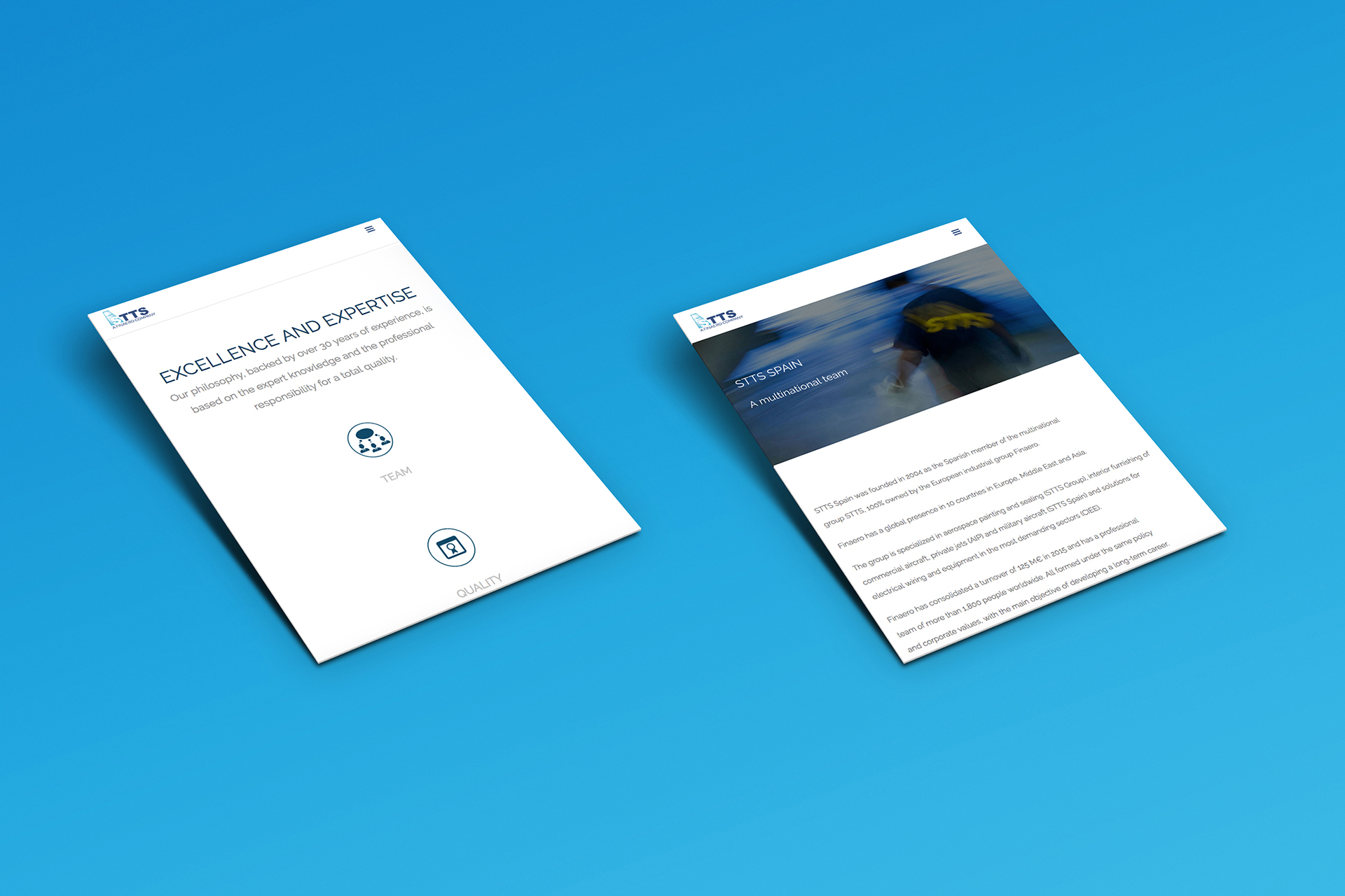 STTS_DOX_2 Communication and branding service for STTS Spain