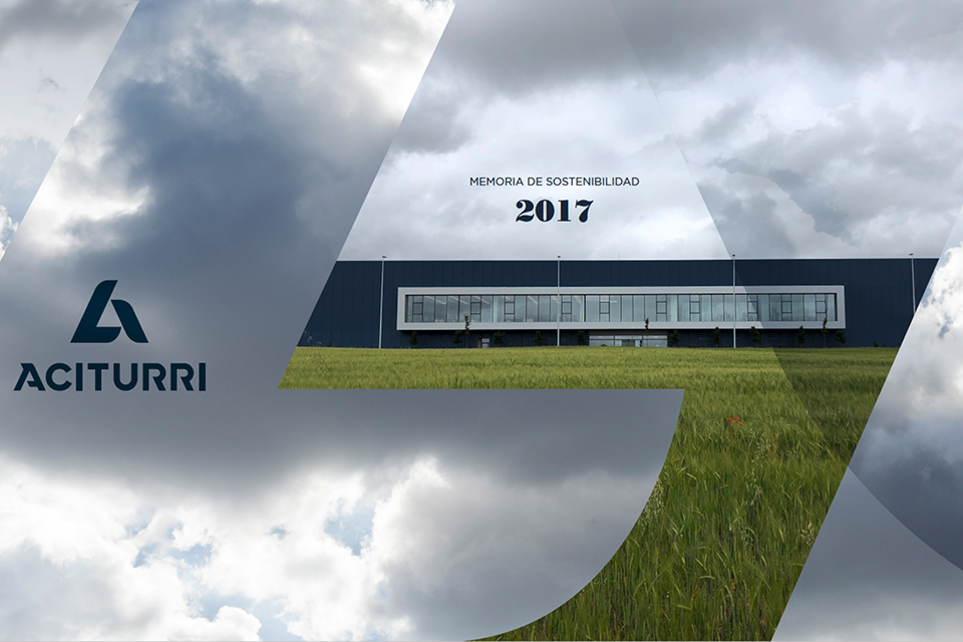 Sustainability report for Aciturri
