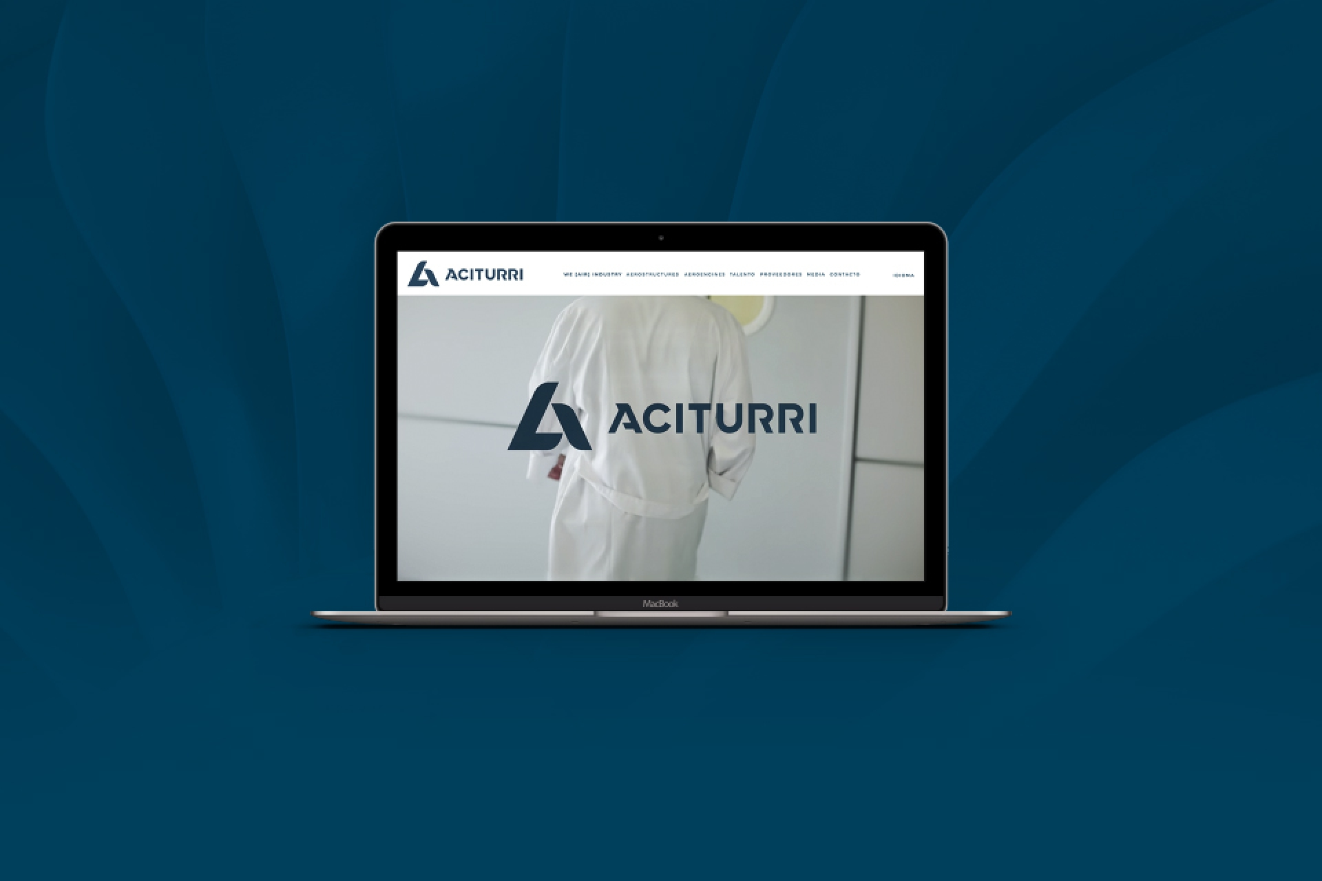 Website Aciturri