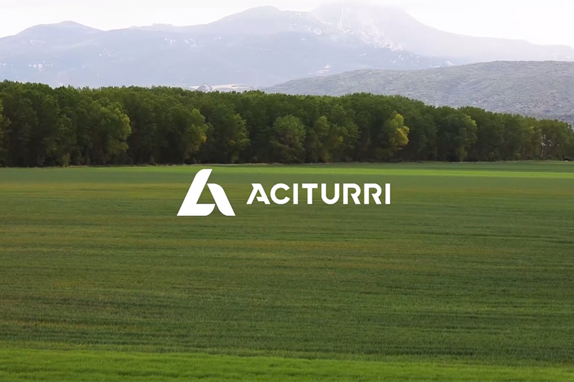 Corporate video for Aciturri