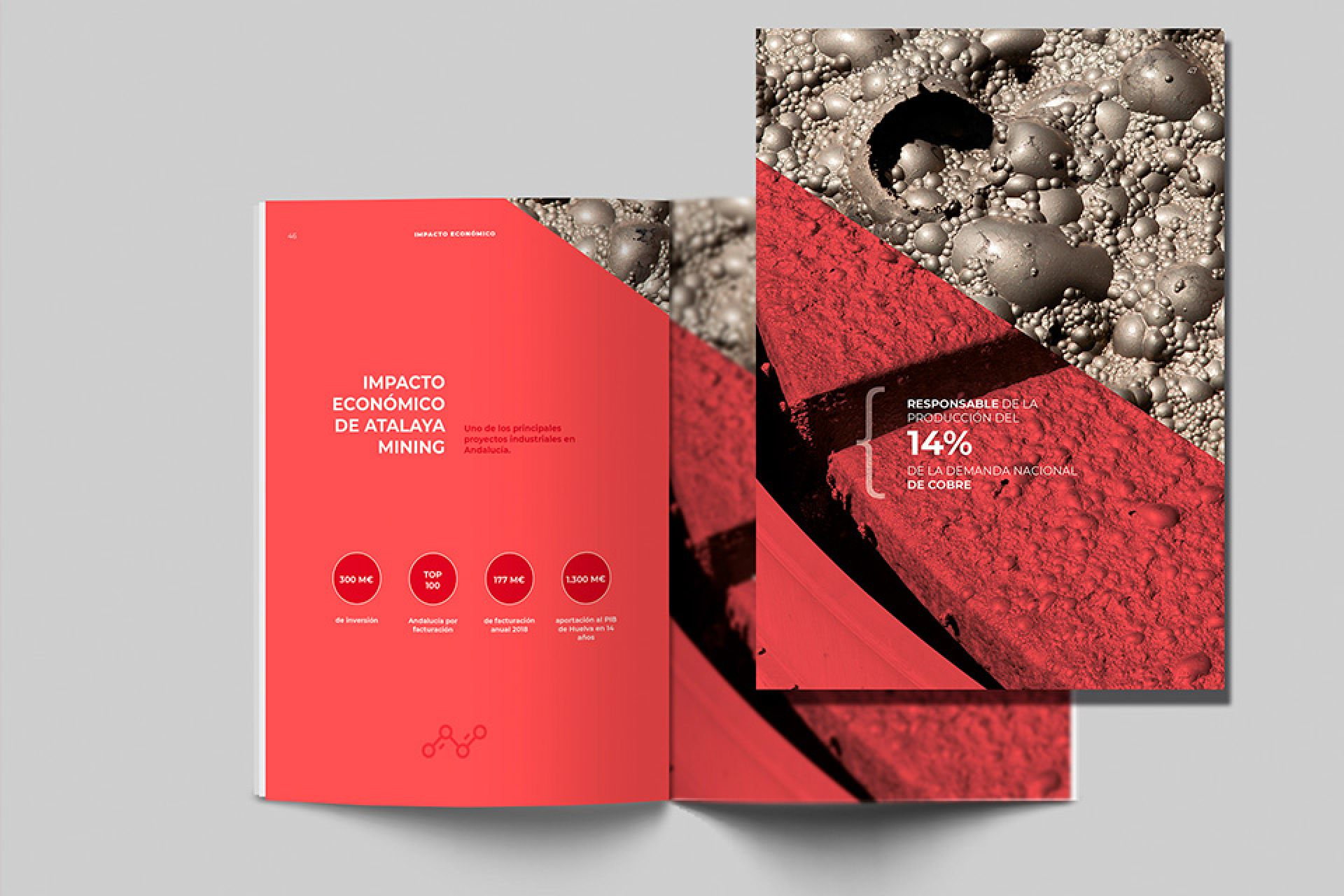 Dossier for Riotinto Project